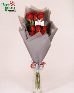 Популярные букет из роз