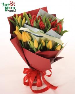"""Букет тюльпанов """"Весенний"""""""