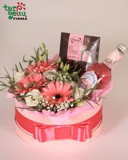 """""""Розовый десерт"""""""