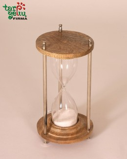 Medinis smėlio laikrodis