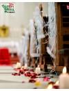 Bažnyčios puošimas vestuvių ceremonijai