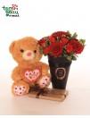 Сюрприз День Валентина