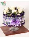 Saldainių tortas