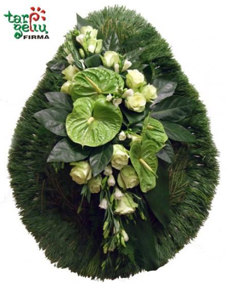 Funeral wreath MEMORY