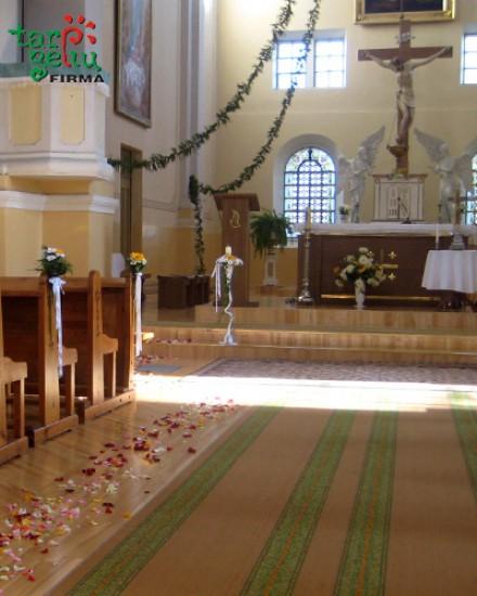 Bažnyčios puošimas