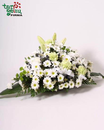 Funeral bouquet  FAREWELL