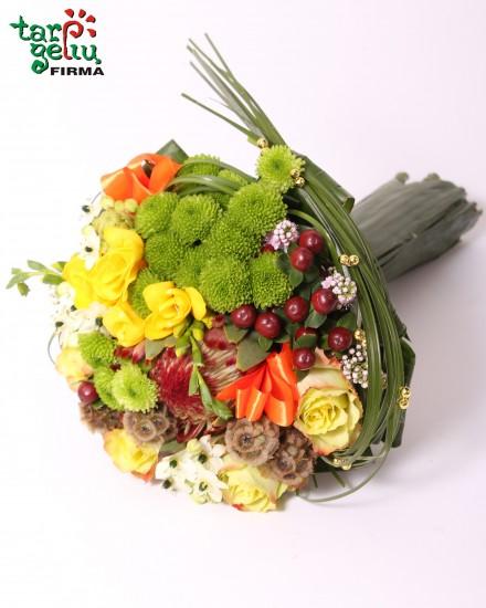 Bouquet AUTUMN COLORS