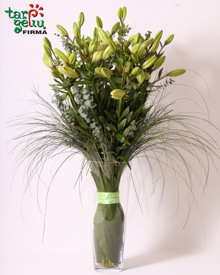 Bouquet of lilies GRACE