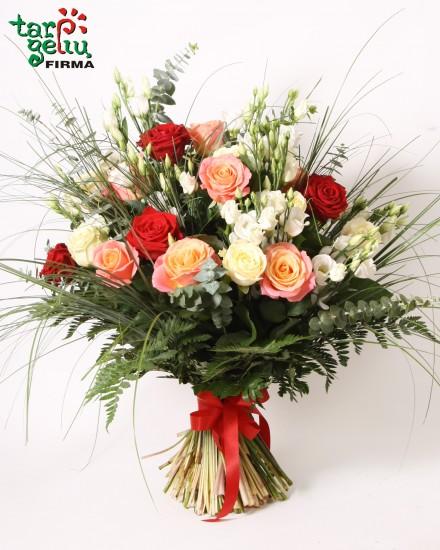 Bouquet GREIS KELLY