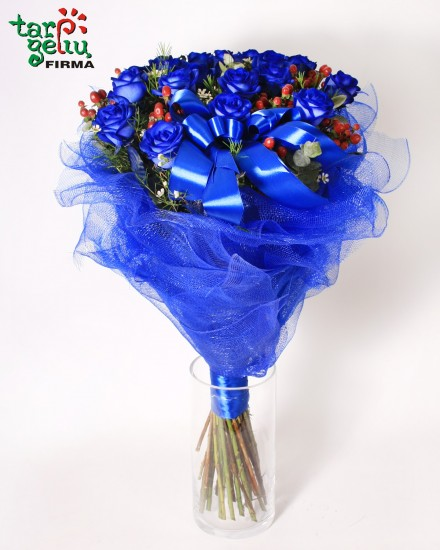Bouquet BLUE DREAMS