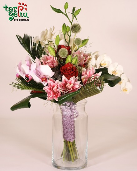 Original bouquet EXOTIC
