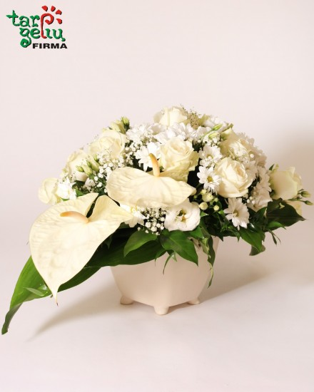 Funeral arrangement LOSS