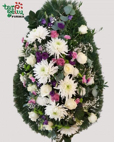 Vainikas laidotuvėms PRISIMINIMAS