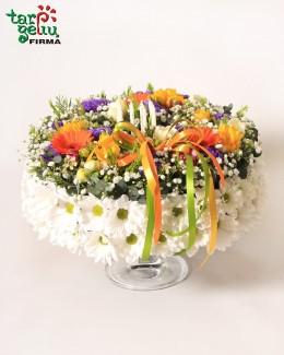 """""""Flower Cake"""""""