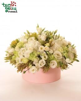 "Flower box ""Purity"""