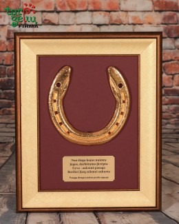 Gold Horseshoe