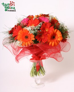 "Bouquet ""Fire"""