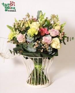 Elegant Pastel Bouquet