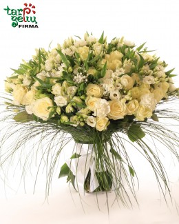 """White Bouquet"""