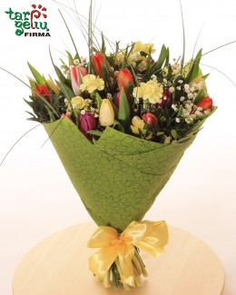"Bouquet ""Spring fields"""