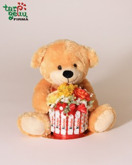 "Gift ""Teddy Bear Cake"""