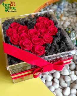 "Rose box ""Love"""