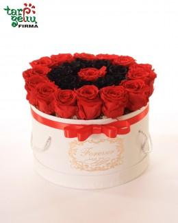 Rose box CARMEN