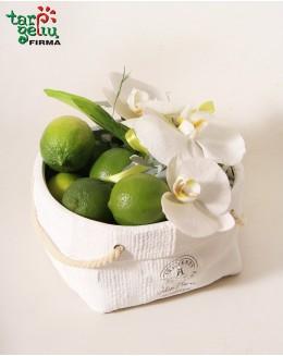 """Fruits bouquet """"Limes"""""""