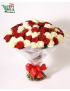 """Roses bouquet """"Our happiness"""""""