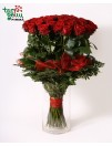 "Bouquet of roses ""For my Beloved"""
